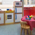 sala pré escolar