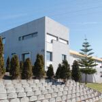 Exterior colégio português